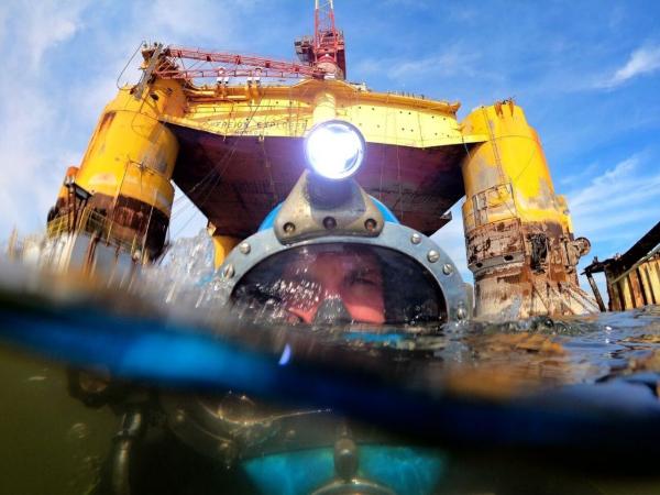 Commercial Dive Services | Omega Divers